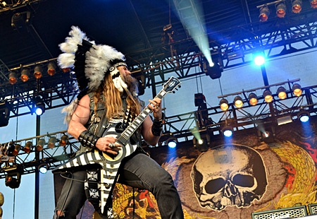 [ Black Label Society@Belgrade Calling ]
