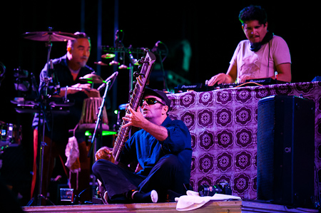 [ Thievery Corporation @ Terraneo festival, �ibenik, 07/08/2012 ]