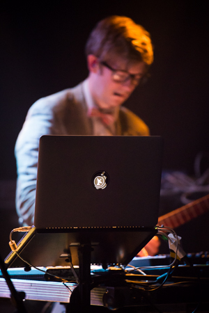 [ Public Service Broadcasting @ Chelsea, Beč (A), 20/05/2015 ]