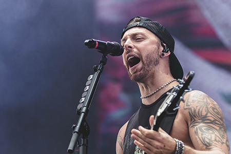 [ Bullet for My Valentine - Matthew Tuck ]