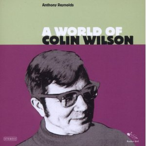 cover: A World of Colin Wilson