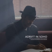 cover: Adrift in Soho (soundtrack)