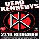 cover: Dead Kennedys @ Boogaloo, Zagreb 27/10/2016