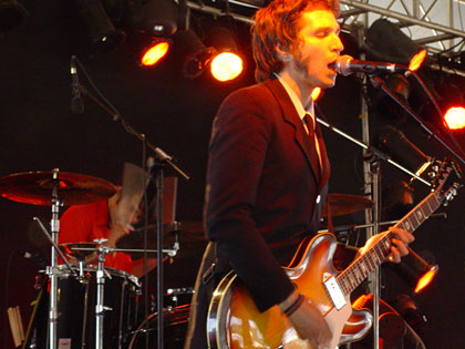 [ Interpol @ Southside 2003 ]