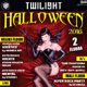 cover: Twilight Halloween Party na dva floora u Boogaloou