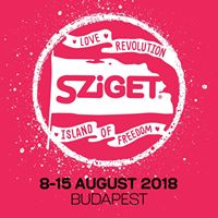 cover: Sziget 2018!